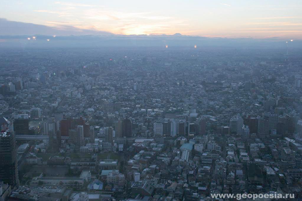 Геопоэзия gt иллюстрации gt город токио