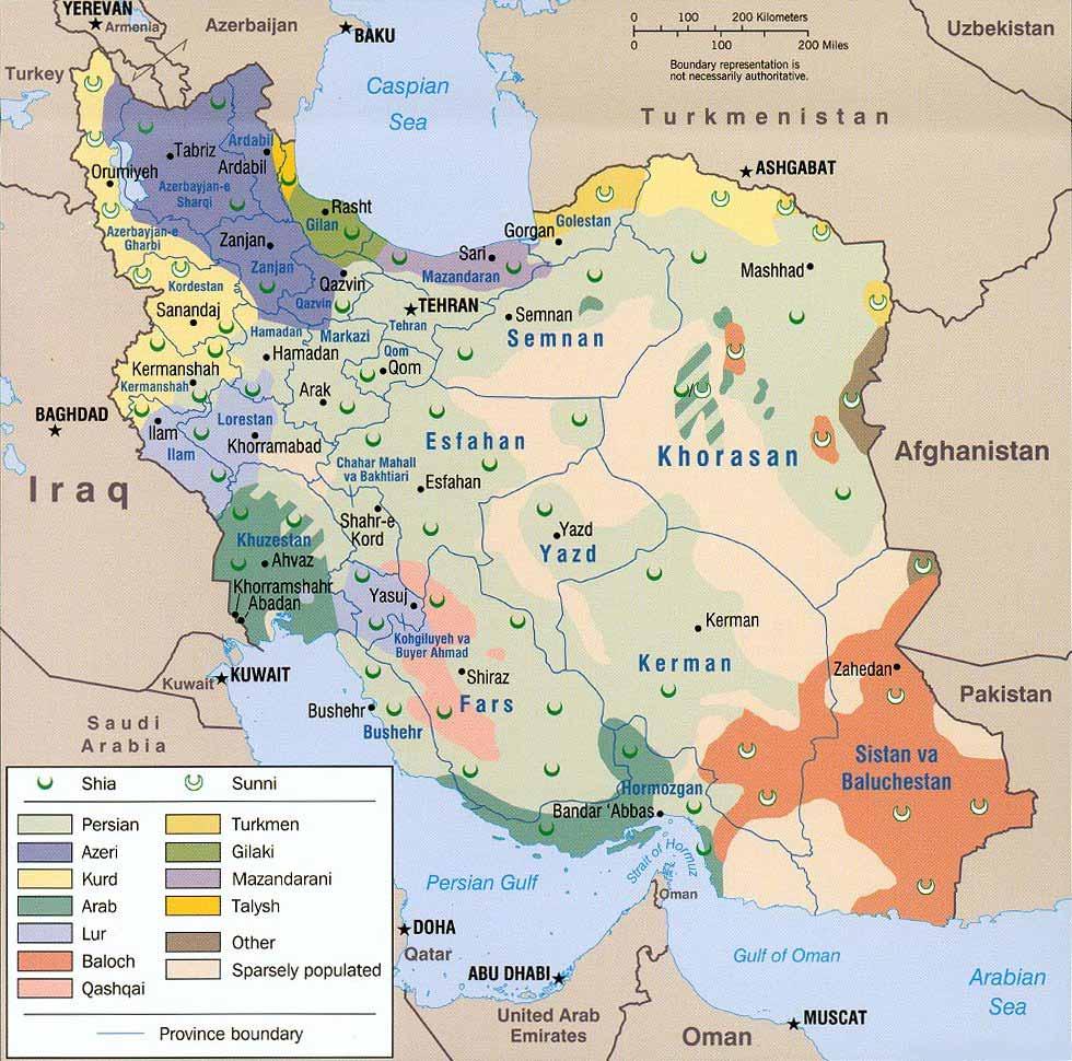 карта ирана скачать - фото 9