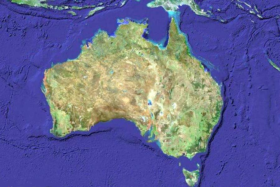 an in depth look at the island continent of australia Explainer: australia's extended continental it is timely to look at how and north-east of norfolk island, where delimitation between australia and.
