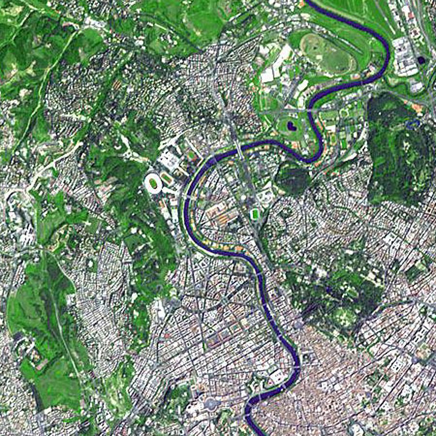 Карта Рима Скачать - фото 8