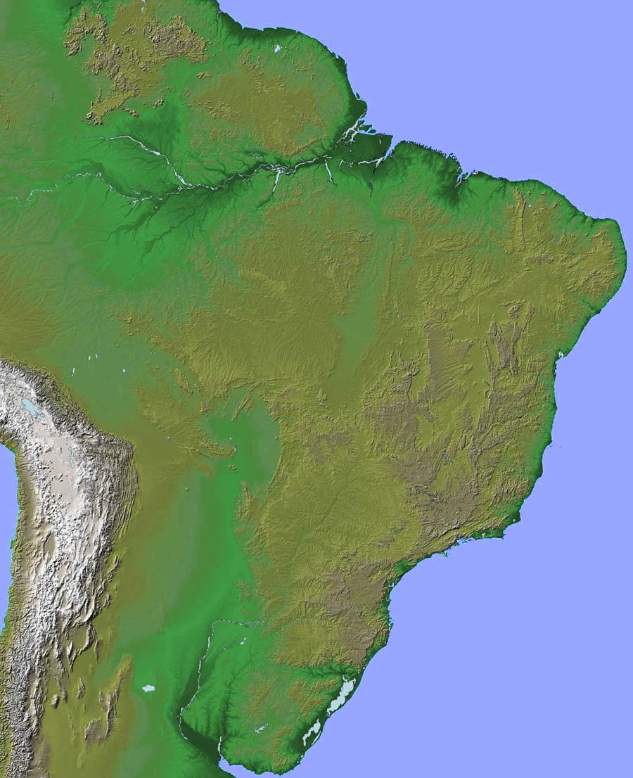 есть бразилия на карте мира фото выбрать крючки для
